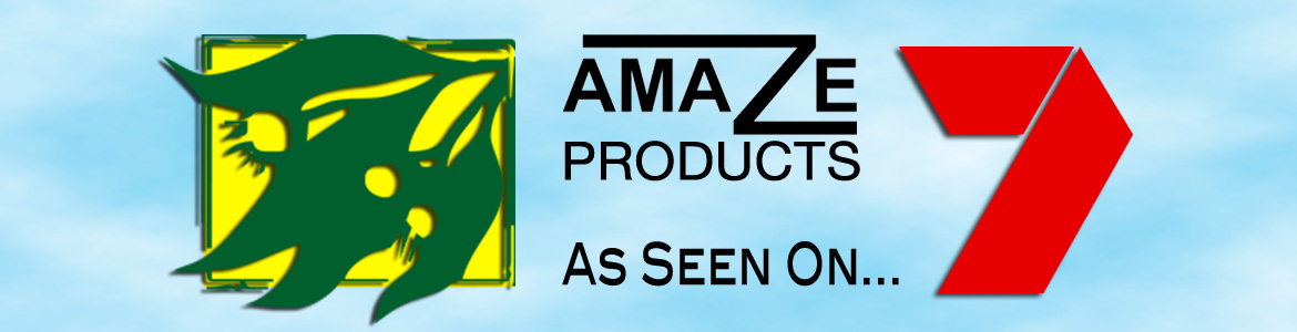 Amaze Products | Featured on Channel Seven