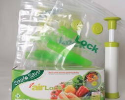 Airlock Vacuum Sealer | Keep Food Fresh | Amaze Products