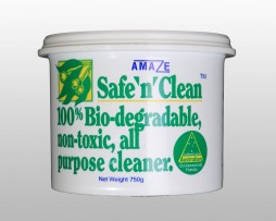 Safe n Clean | Environmentally Friendly Cleaner